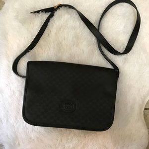 Authentic Gucci Small Black Purse